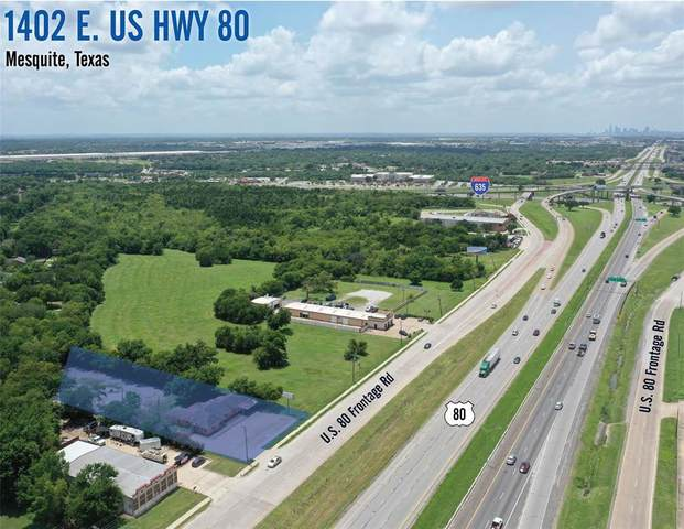 1402 Us Highway 80 E, Mesquite, TX 75149 (MLS #14629612) :: Lisa Birdsong Group | Compass