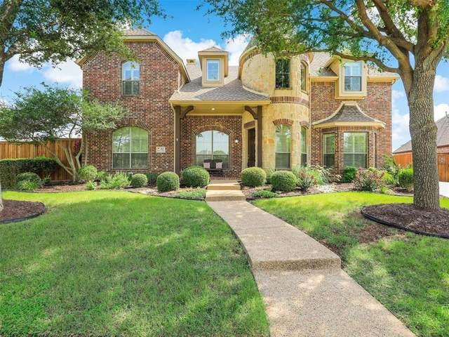 512 Buffalo Bend Court, Murphy, TX 75094 (MLS #14629696) :: Real Estate By Design