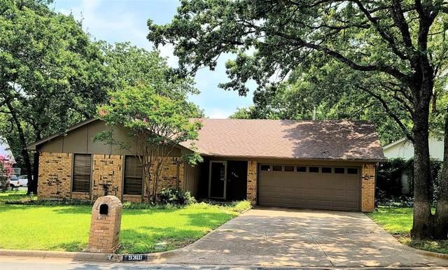 5301 Little Creek Court, Arlington, TX 76017 (MLS #14629790) :: The Krissy Mireles Team