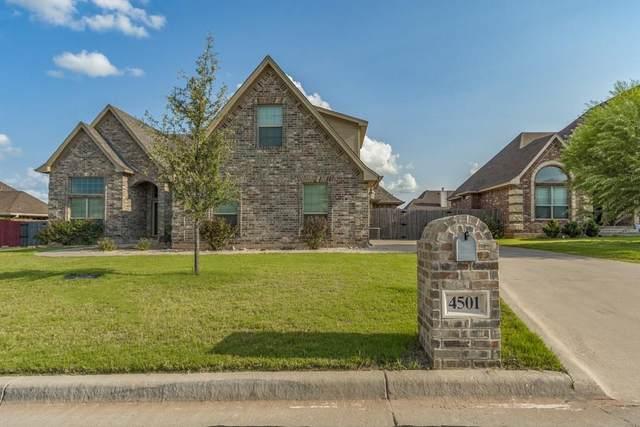 4501 High Sierra, Abilene, TX 79606 (MLS #14629856) :: Rafter H Realty