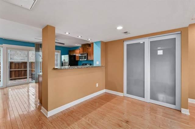 5881 Preston View #119, Dallas, TX 75240 (MLS #14629957) :: Real Estate By Design