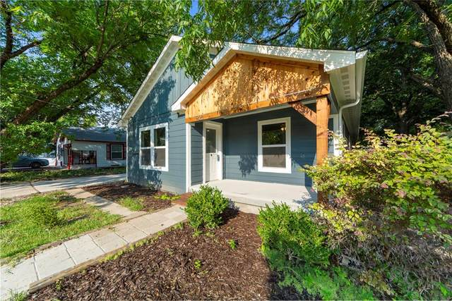 908 Kaufman Street, Waxahachie, TX 75165 (MLS #14630576) :: Wood Real Estate Group