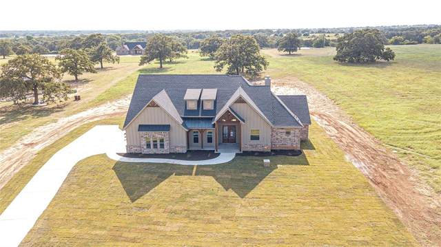 2016 Swallowtail Court, Poolville, TX 76487 (MLS #14630715) :: Real Estate By Design