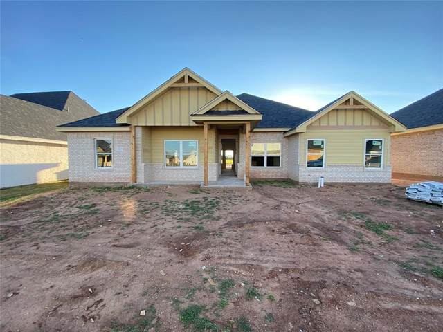 1825 Sina Avenue, Abilene, TX 79601 (MLS #14630779) :: Real Estate By Design