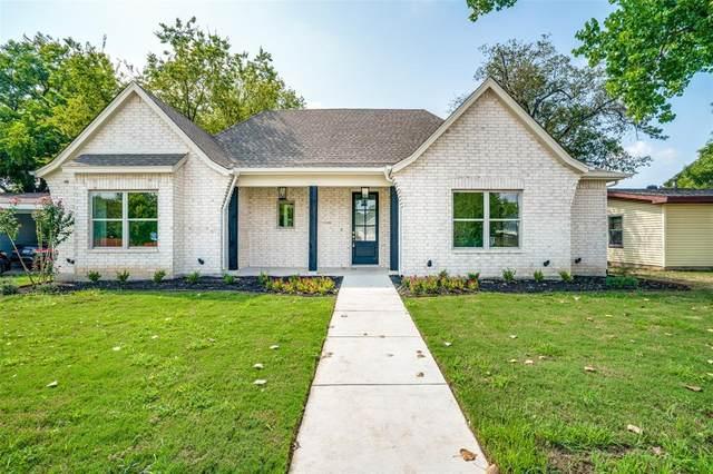 5865 Straley Avenue, Westworth Village, TX 76114 (MLS #14630861) :: Real Estate By Design