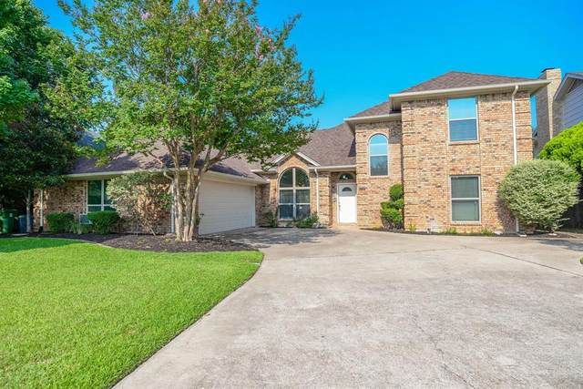 3012 Double Creek Drive, Grapevine, TX 76051 (MLS #14630943) :: Real Estate By Design