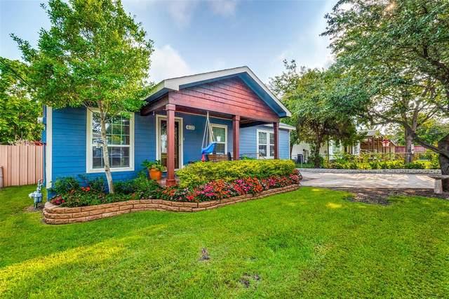 4113 Moler Street, Dallas, TX 75211 (MLS #14631194) :: The Kimberly Davis Group