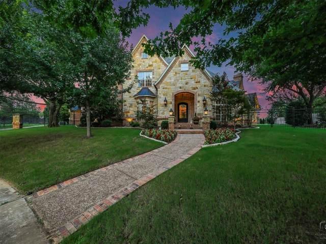 917 Silverton Street, Southlake, TX 76092 (MLS #14631245) :: Real Estate By Design