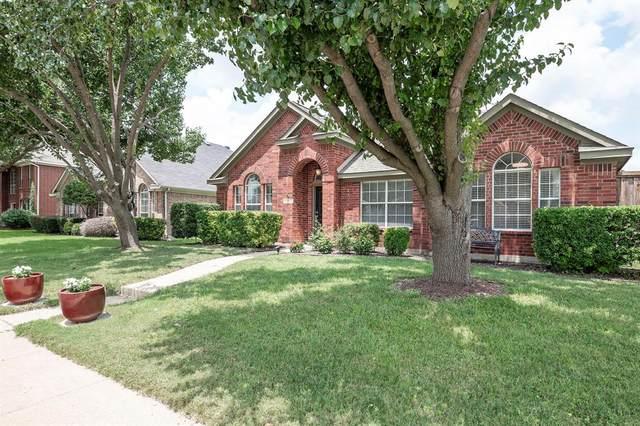 10912 Robincreek Lane, Frisco, TX 75035 (MLS #14631426) :: The Russell-Rose Team