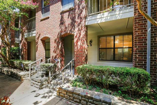 3205 Donnelly Circle #205, Fort Worth, TX 76107 (MLS #14631448) :: Real Estate By Design