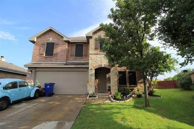 409 Glenn Court, Burleson, TX 76028 (MLS #14631522) :: The Great Home Team
