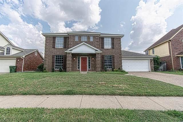 2707 Redstone Drive, Arlington, TX 76001 (MLS #14631901) :: Rafter H Realty