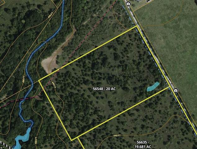 20 AC NW County Road 3080, Frost, TX 76641 (MLS #14632000) :: Real Estate By Design