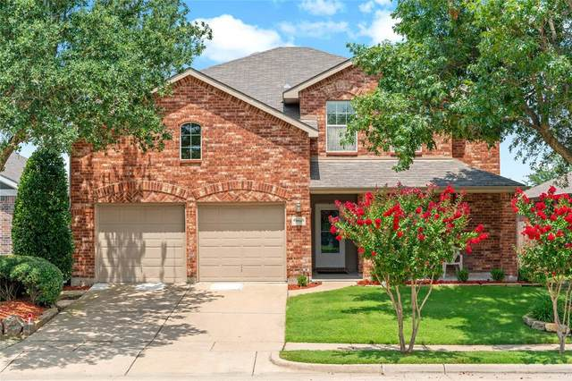 1014 Morris Ranch Court, Forney, TX 75126 (MLS #14632040) :: The Mitchell Group