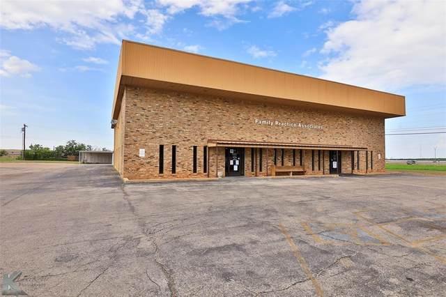 35 Windmill Circle, Abilene, TX 79606 (MLS #14632153) :: Real Estate By Design