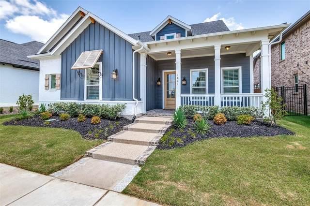 1821 Skylark View Lane, Arlington, TX 76005 (MLS #14632238) :: Real Estate By Design