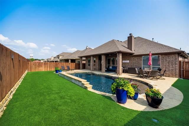 209 Derby Lane, Hickory Creek, TX 75065 (MLS #14632305) :: Real Estate By Design