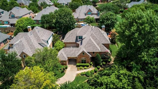 1400 Stratford Place, Mckinney, TX 75071 (MLS #14632352) :: Real Estate By Design