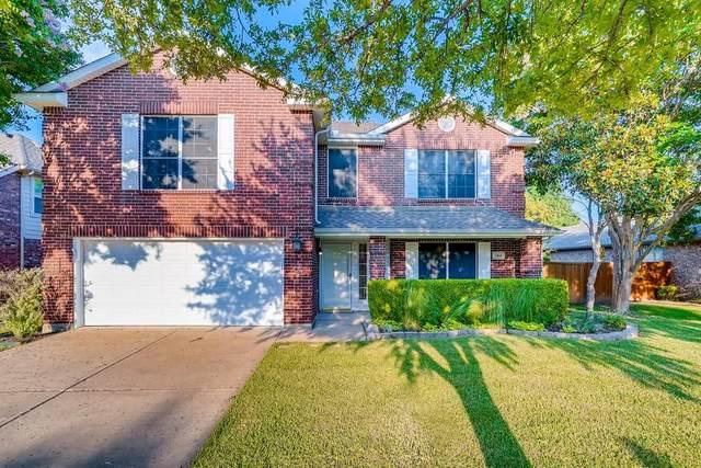 7404 Vista Valley Lane, Sachse, TX 75048 (MLS #14632436) :: Real Estate By Design