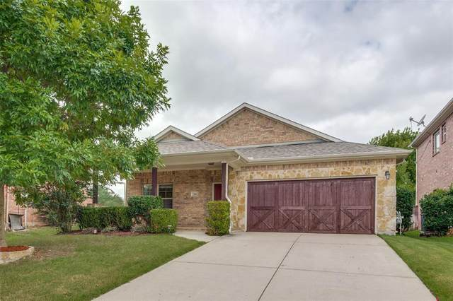 7416 Ryan Court, Mckinney, TX 75072 (MLS #14632487) :: Real Estate By Design