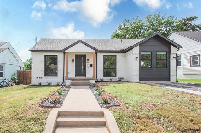 903 Buckalew Street, Dallas, TX 75208 (MLS #14632507) :: Real Estate By Design