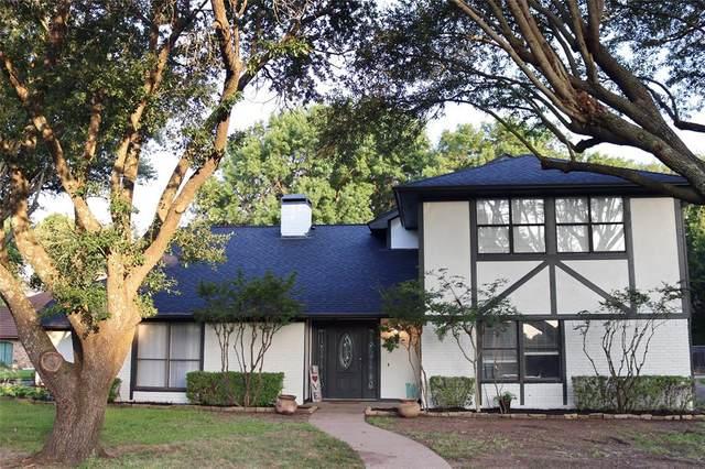 1121 Augusta Court, Mansfield, TX 76063 (MLS #14632663) :: Real Estate By Design