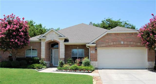 1003 Wooded Creek Avenue, Wylie, TX 75098 (MLS #14632730) :: The Mitchell Group