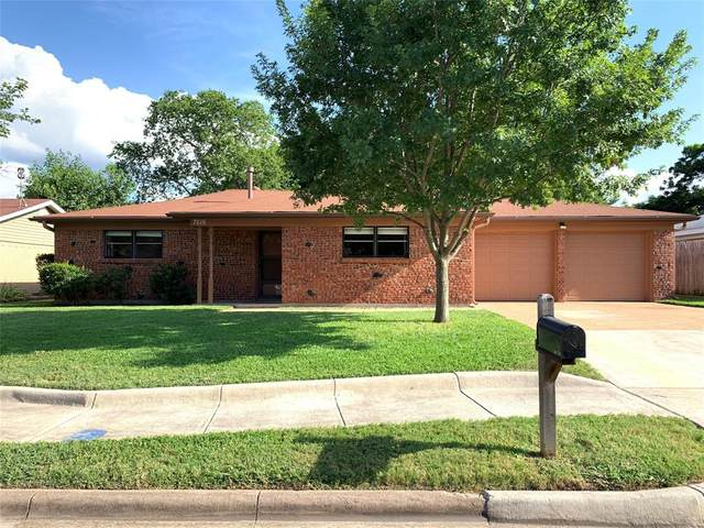 7616 Evergreen Road, Richland Hills, TX 76118 (MLS #14632789) :: 1st Choice Realty