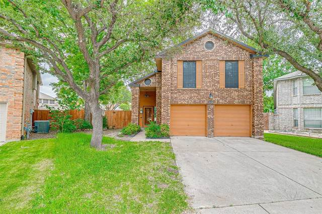 634 Saint Andrews Place, Coppell, TX 75019 (MLS #14632815) :: The Hornburg Real Estate Group