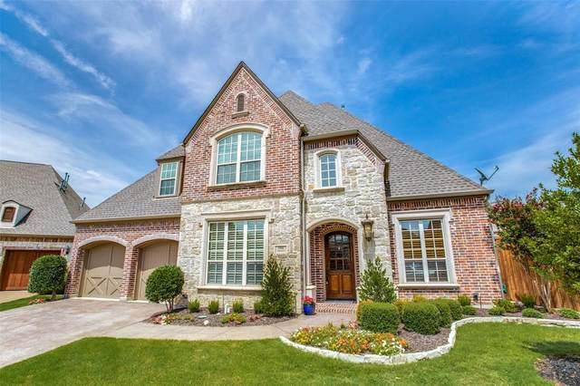 1916 Esparanza Court, Allen, TX 75013 (MLS #14633000) :: Real Estate By Design