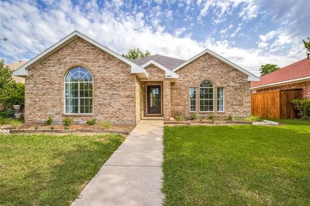 2321 Park Vista Drive, Dallas, TX 75228 (MLS #14633002) :: The Chad Smith Team
