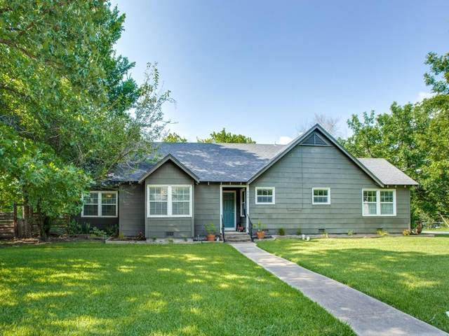 800 W 10th Street, Bonham, TX 75418 (MLS #14633019) :: 1st Choice Realty