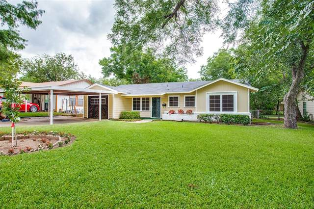4425 Wilhelm Street, Fort Worth, TX 76119 (MLS #14633057) :: Real Estate By Design