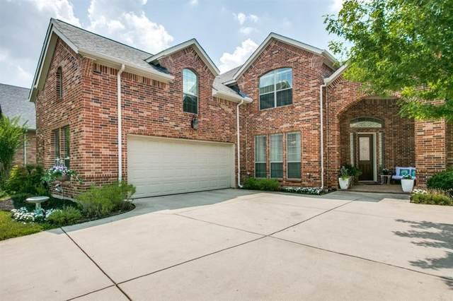 304 Vickery Way, Denton, TX 76210 (MLS #14633101) :: Real Estate By Design