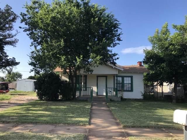 1809 Sandefer Street, Abilene, TX 79603 (MLS #14633383) :: Wood Real Estate Group