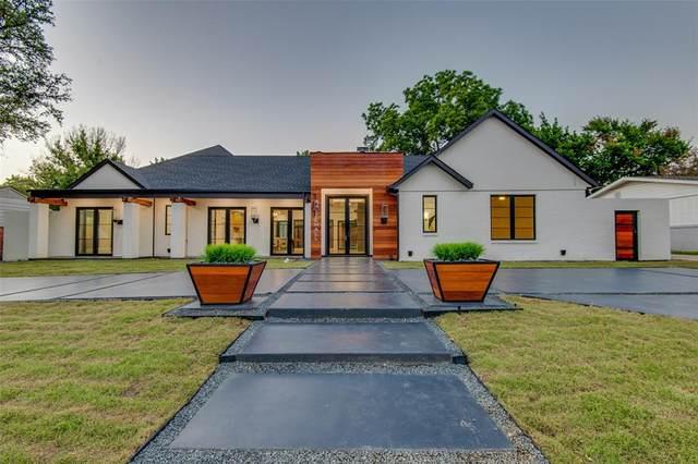 3607 Whitehall Drive, Dallas, TX 75229 (MLS #14633394) :: Feller Realty