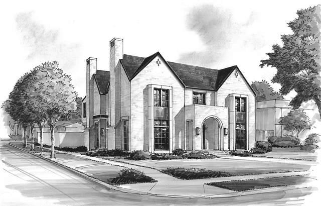 3904 University Boulevard, University Park, TX 75205 (MLS #14633441) :: Real Estate By Design