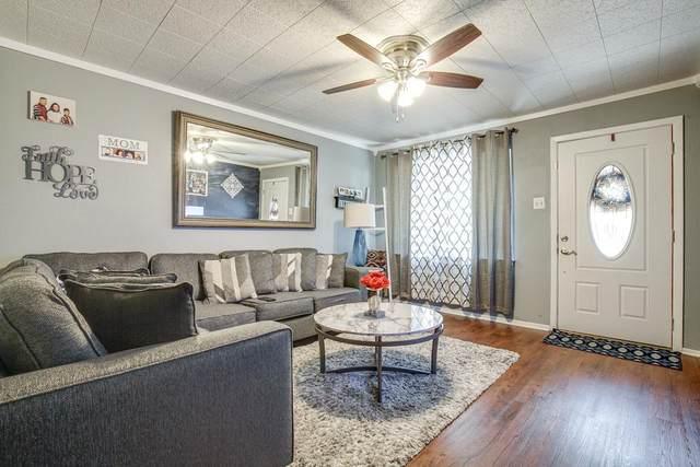 2025 Millie Street, Mesquite, TX 75149 (MLS #14633448) :: Real Estate By Design