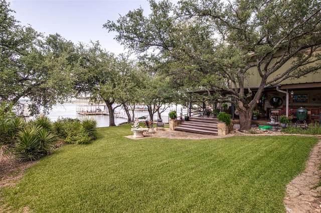 2113 Trail Ridge Road #1, Possum Kingdom Lake, TX 76449 (MLS #14633465) :: Trinity Premier Properties