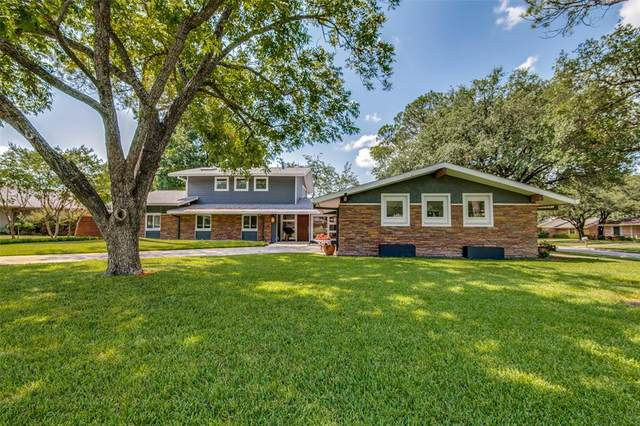 14026 Tanglewood Court, Farmers Branch, TX 75234 (MLS #14633467) :: Real Estate By Design
