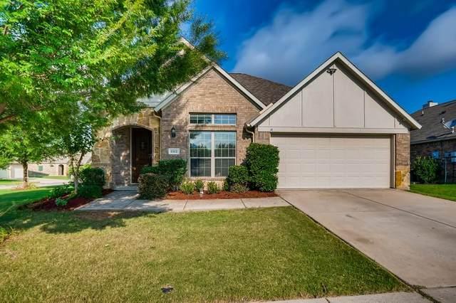 1512 Elizabeth Creek Drive, Little Elm, TX 75068 (MLS #14633550) :: Feller Realty