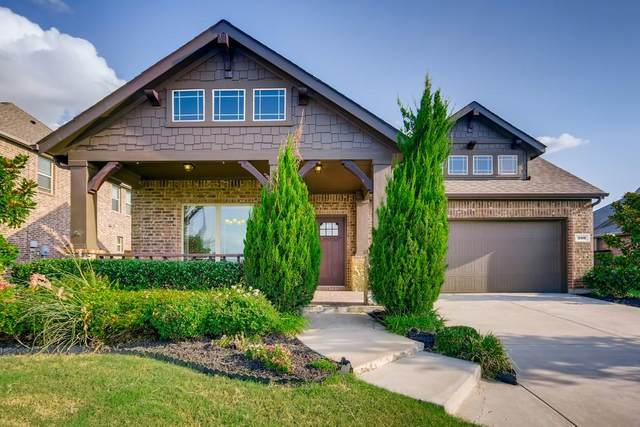 200 Gorgeous Road, Prosper, TX 75078 (MLS #14633558) :: Feller Realty