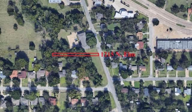 1215 N Elm, Lancaster, TX 75146 (MLS #14633670) :: Real Estate By Design