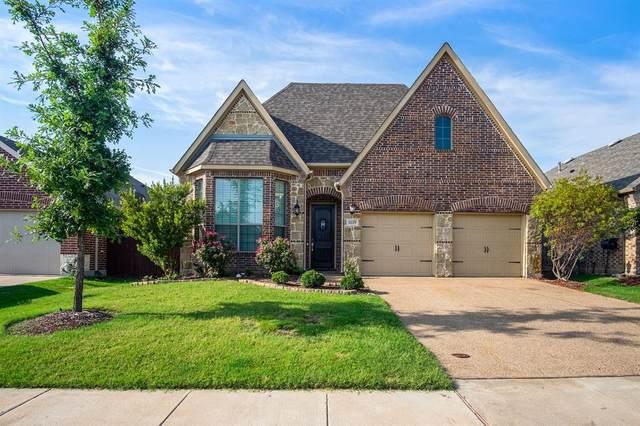 3229 Wiltshire Horn Avenue, Mckinney, TX 75071 (MLS #14633803) :: Real Estate By Design