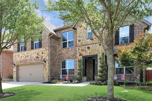 8401 Saint Clair Drive, Mckinney, TX 75071 (MLS #14633990) :: The Rhodes Team
