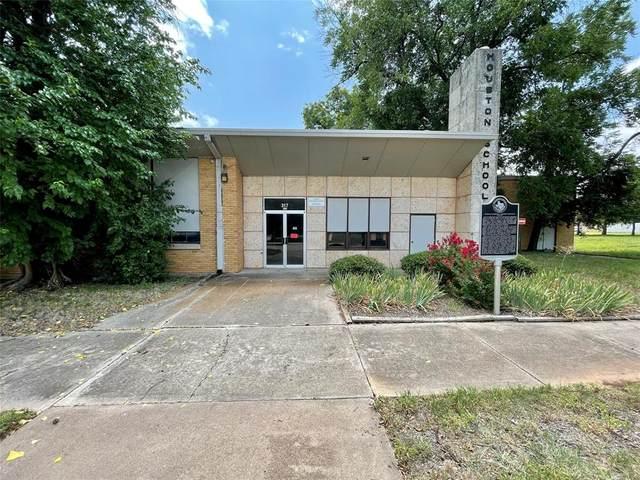 317 N 6th Street, Abilene, TX 79601 (MLS #14633991) :: The Mitchell Group