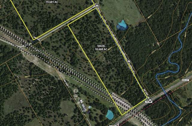 18.668 NW County Road 3080, Frost, TX 76641 (MLS #14634001) :: Real Estate By Design