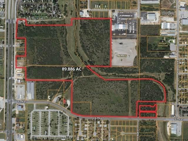 309 Arnold Boulevard, Abilene, TX 79605 (MLS #14634208) :: RE/MAX Pinnacle Group REALTORS