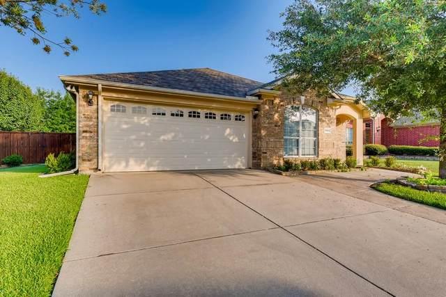 8801 Weller Lane, Fort Worth, TX 76244 (MLS #14634829) :: Keller Williams Realty