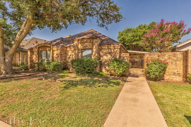 2534 Sunnibrook Court, Abilene, TX 79601 (MLS #14634841) :: The Chad Smith Team